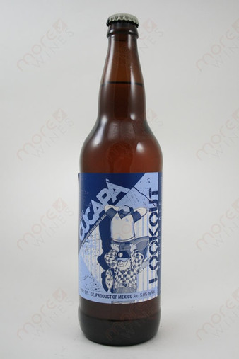 Cucapa Lookout Blonde Ale 22fl oz