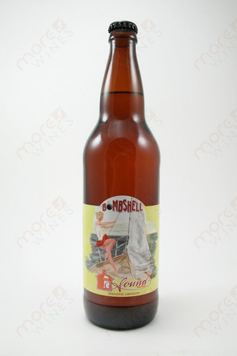 Sound Brewery 'Bombshell' Belgian Style Blonde Ale 22oz