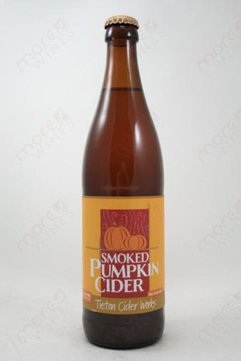 Tieton Cider Smoked Pumpkin 16.9fl oz