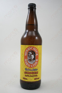 Woodchuck Ginger Hard Cider  22fl oz