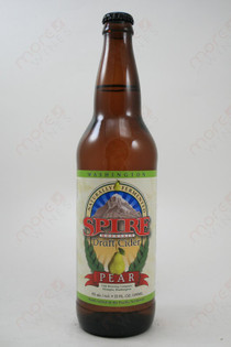 Spire Pear Cider 22fl oz