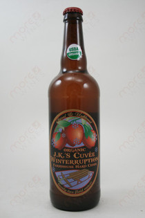 J.K.'s Cuvee Winterruption Farmhouse Hard Cider 22fl oz