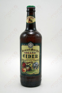Samuel Smith's Organic Cider 550ml