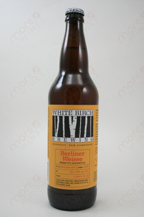 White Birch Brewing Berliner Weisse 22fl oz