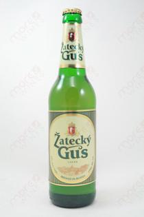 Zatecky Gus Lager 16.9fl oz