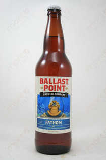 Ballast Point Fathom IPL 22fl oz