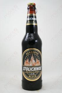 Stolichnoe Black 16.9fl oz