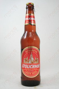 Stolichnoe Lager 16.9fl oz