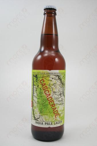 Sudwerk Brewing Cascaderade IPL 22fl oz