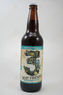 Sudwerk Brewing Coffee Vanilla Lager 22fl oz