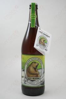 Grand Teton Lazy Marmot Maibock Lager 25.4fl oz
