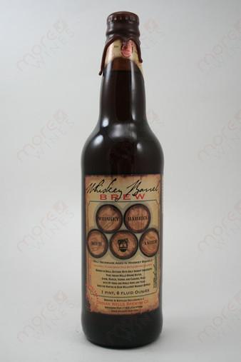 Indian Wells Brewing Whiskey Barrel Amber 22fl oz