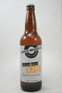 Garage Brewing Co India Pale Lager 16.6fl oz
