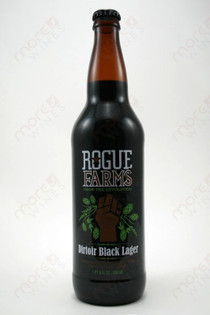 Rogue Farms Dirtoir Black Lager 22fl oz