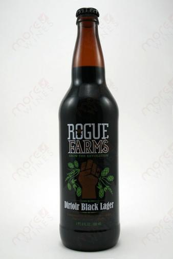 Rogue Farms Dirtoir Black Lager 22fl oz