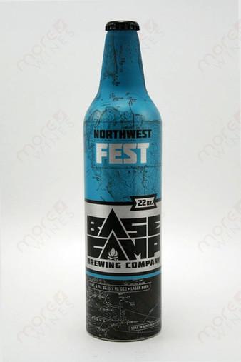 Base Camp Brewing Company Northwest Fest 22Fl oz