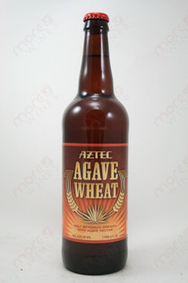 Aztec Agave Wheat 22fl oz