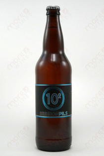 Ten Degree Brewing Session PILS 22fl oz