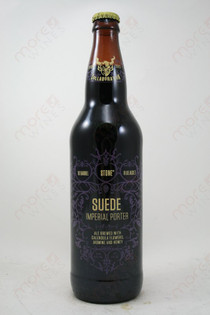 Stone Brewing Suede Imperial Porter 22fl oz