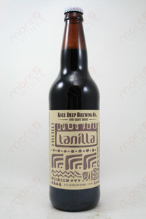 Knee Deep Brewing Tanilla Port 22fl oz