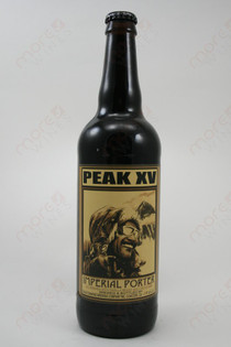 Black Diamond Peak XV Imperial Porter 22fl oz
