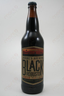 Drake's Brewing Black Robusto Porter 22fl oz