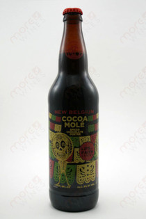 New Belgium Cocoa Mole Spiced Chocolate Porter 22fl oz