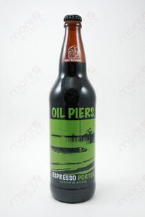 Surf Brewery Oil Piers Espresso Porter 22fl oz