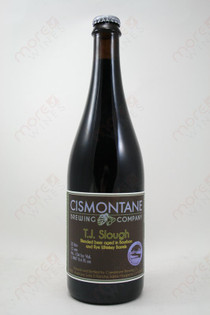 Cismontane Brewing T.J. Slough 25.4fl oz
