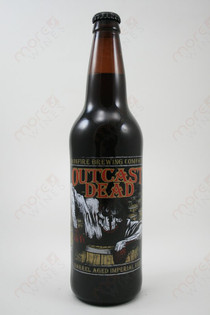 Ironfire Outcast Dead Imperial Red 22fl oz