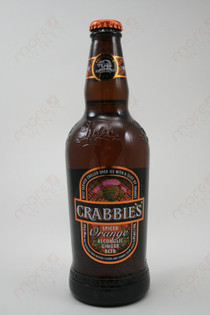Crabbie's Spiced Orange 16.9fl oz