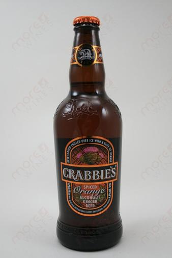 Crabbie's Spiced Orange 16.9fl oz