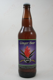 Caldera Ginger Beer 22fl oz