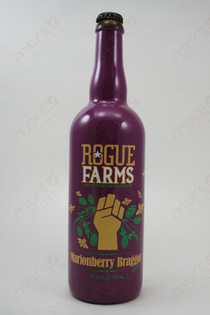 Rogue Farms Marionberry Braggot 25.4fl oz