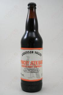 Anderson Valley Pinchy Jeek Barl Pumpkin Ale 22fl oz