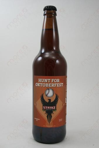 Strike Hunt for Oktoberfest 22fl oz