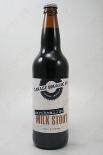 Garage Brewing Co Marshmallow Milk Stout 16.6fl oz