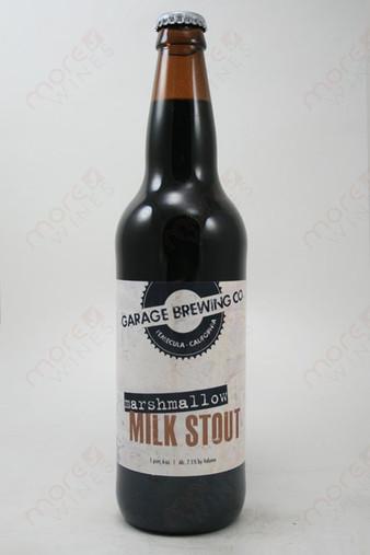 Garage Brewing Co Marshmallow Milk Stout 22fl oz