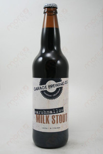 Garage Brewing Co Marshmallow Milk Stout 22fl oz