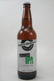 Garage Brewing Co Inline IPA 22fl oz