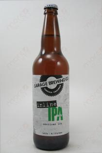 Garage Brewing Co Inline IPA 22fl oz
