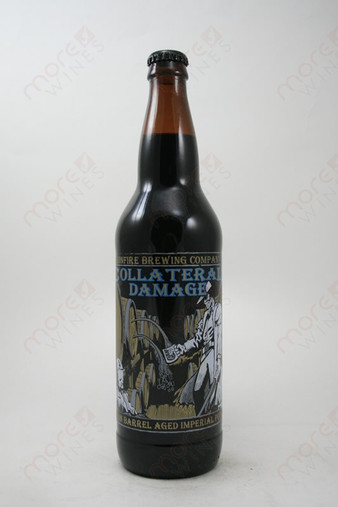 Ironfire Collateral Damage 16.6fl oz