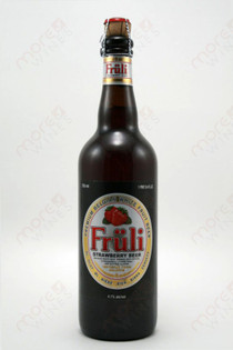 Fruli Strawberry Beer 1Pt.