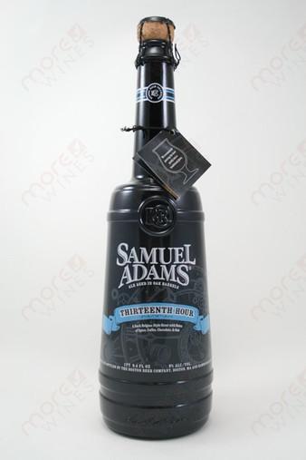 Samuel Adams Thirteenth Hour Stout 25.4fl oz