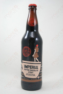 New Belgium Lips of Faith Imperial Coffee Chocolate Stout 22fl oz