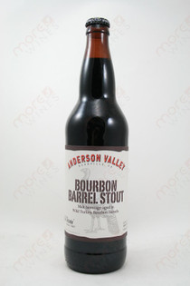 Anderson Valley Bourbon Barrel Stout 22fl oz