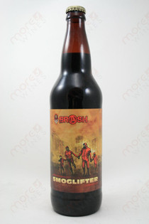 Mercury Brewing Brash Smoglifter Imperial Chocolate Milk Stout 22fl oz