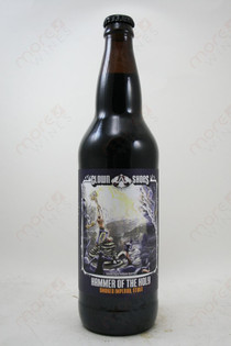 Mercury Brewing Clown Shoes Smoked Imperial Stout 22fl oz
