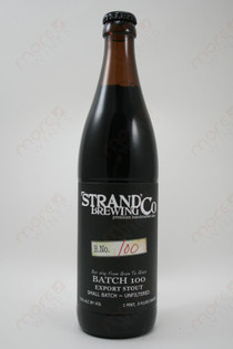 Strand Brewing Batch 100 Export Stout 16.9fl oz