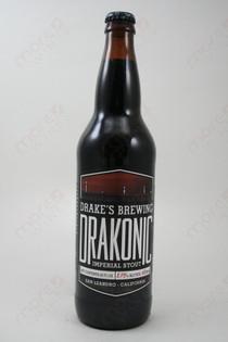 Drake's Brewing Drakonic Imperial Stout 22fl oz